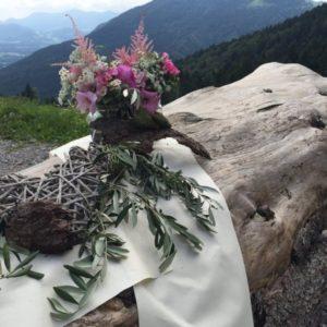 Hochzeit auf der Alm Bad Feilnbach